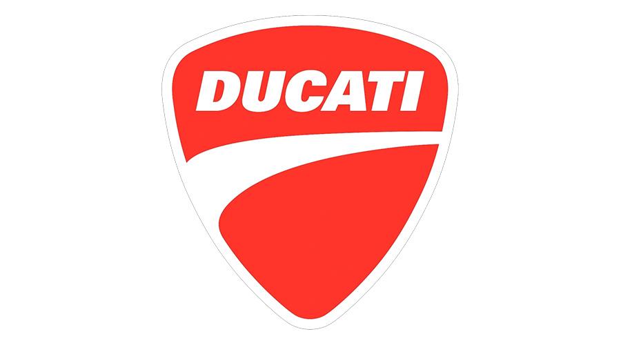 DUCATI Logo - Zaymar EIRL